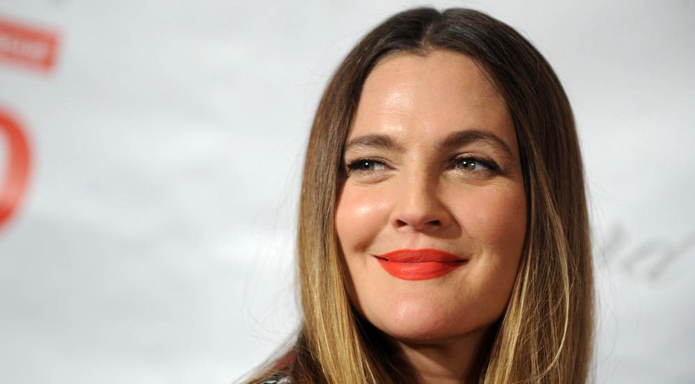 Drew Barrymore ist eine Schauspielerin mit großer Beauty-Expertise