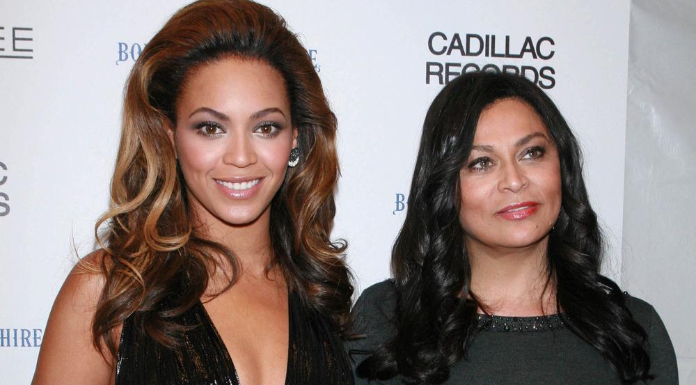 Beyoncé und ihre Mutter Tina auf einem Event in New York