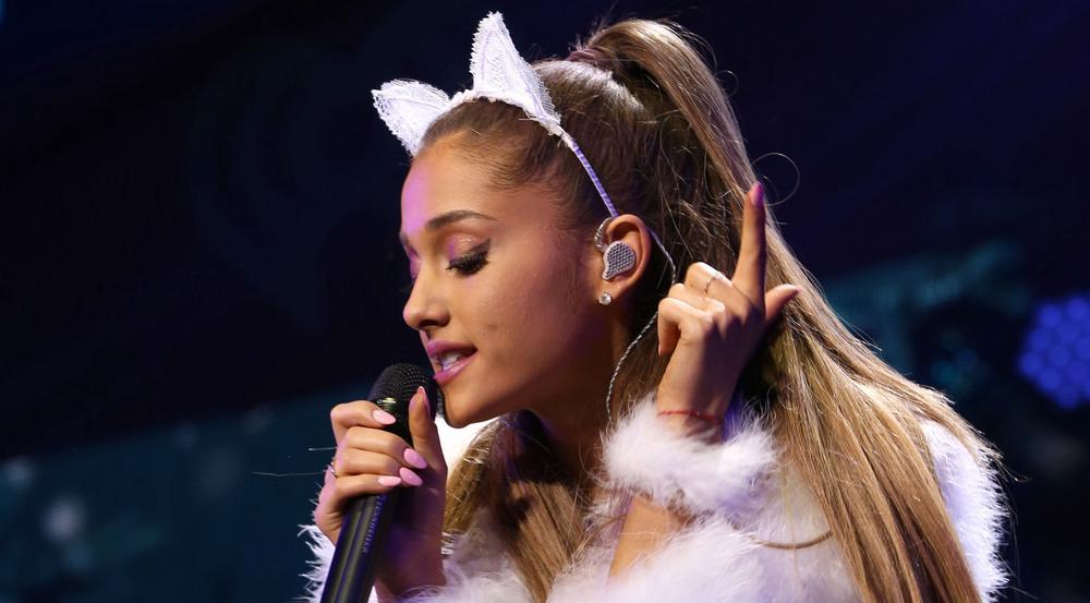 Wird am Sonntag mit vielen anderen Stars in Manchester auftreten: Ariana Grande