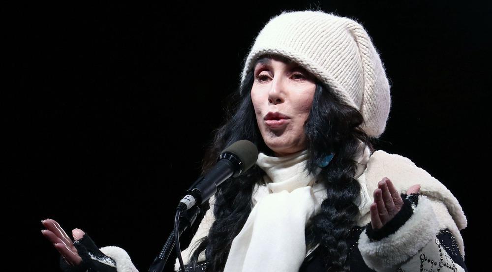 Sängerin Cher war in den 70er Jahren mit Gregg Allman verheiratet