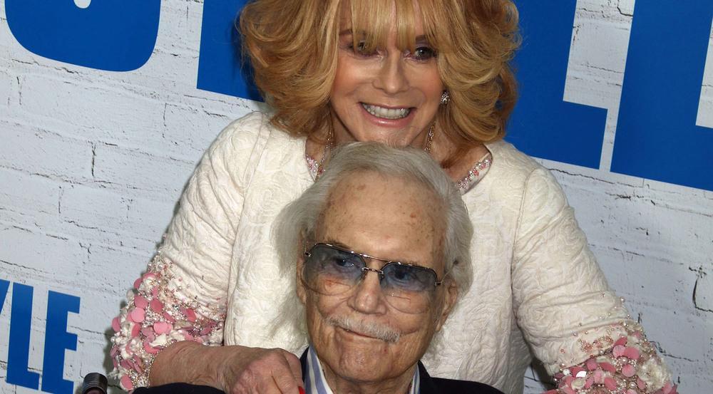 Roger Smith und seine Ehefrau Ann-Margret, mit der er 50 Jahre lang verheiratet war