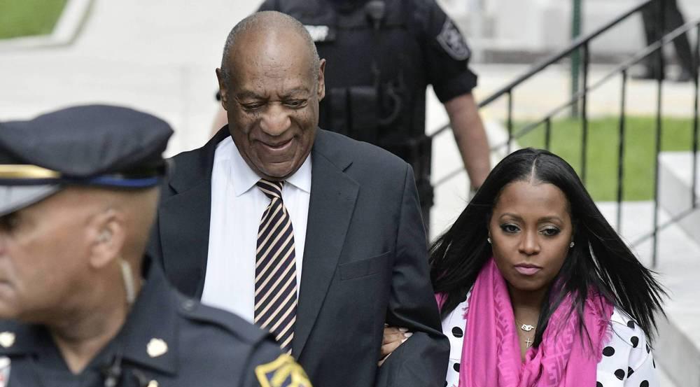 Bill Cosby wurde beim Prozessauftakt von seiner ehemaligen TV-Tochter Keshia Knight Pulliam begleitet