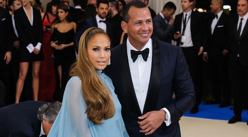 Jennifer Lopez und Alex Rodríguez versuchen sich als Patchworkfamilie