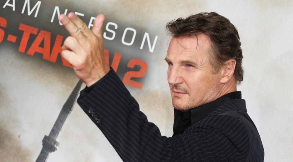 Liam Neeson feiert am 7. Juni seinen 65. Geburtstag