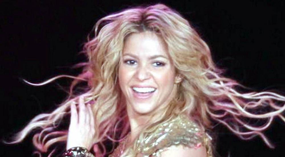 Heißer Hüftschwung und wallende Lockenmähne - so lieben ihre Fans Shakira