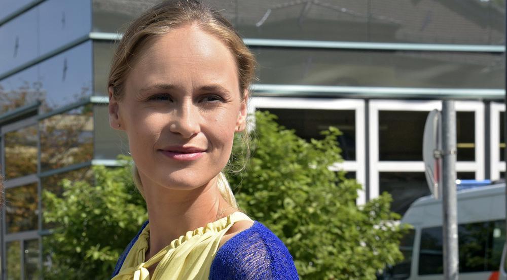 Inez Bjørg David in