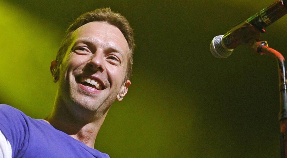 Chris Martin traf beim Coldplay-Konzert in München eine überraschende Entscheidung