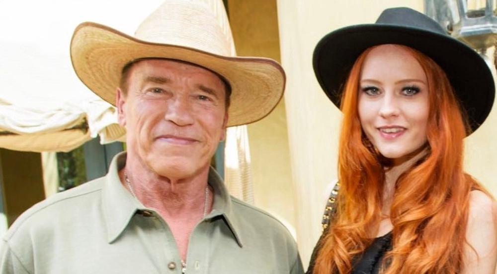 Barbara Meier unterstützt Arnold Schwarzenegger für den guten Zweck