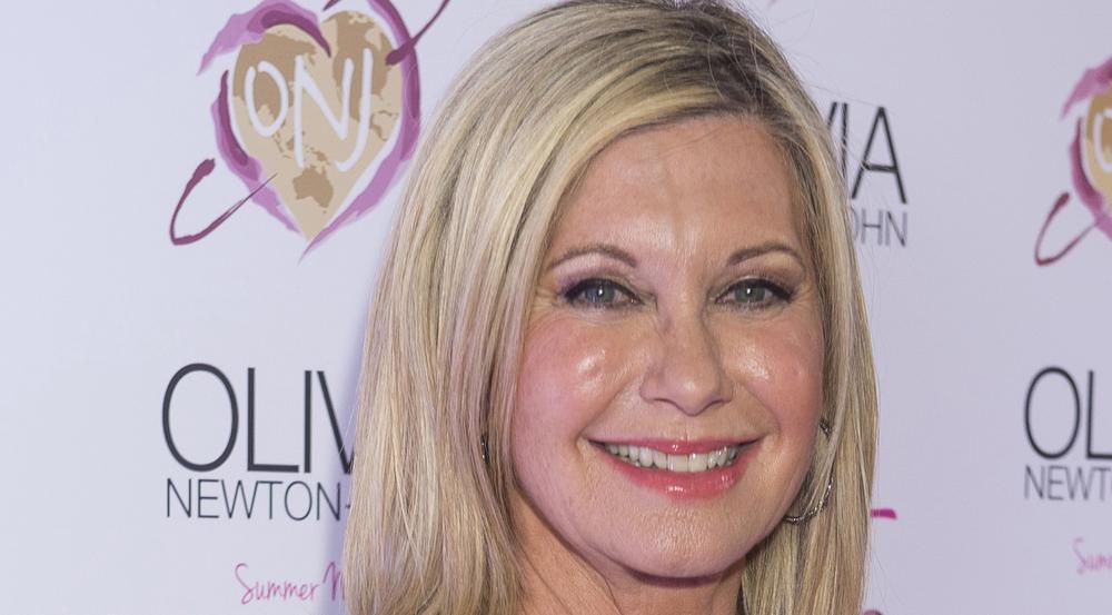 Olivia Newton-John lässt sich trotz Brustkrebs-Diagnose nicht unterkriegen