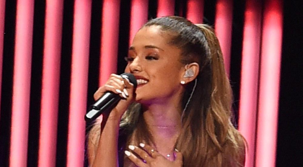 Ariana Grande ist wieder auf Tour