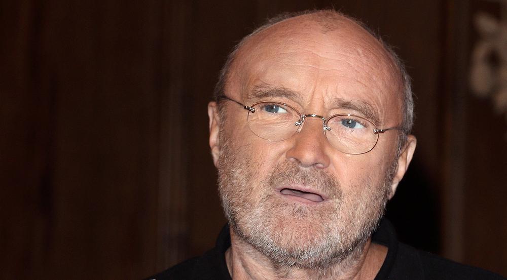 Phil Collins musste nach einem Sturz ins Krankenhaus gebracht werden
