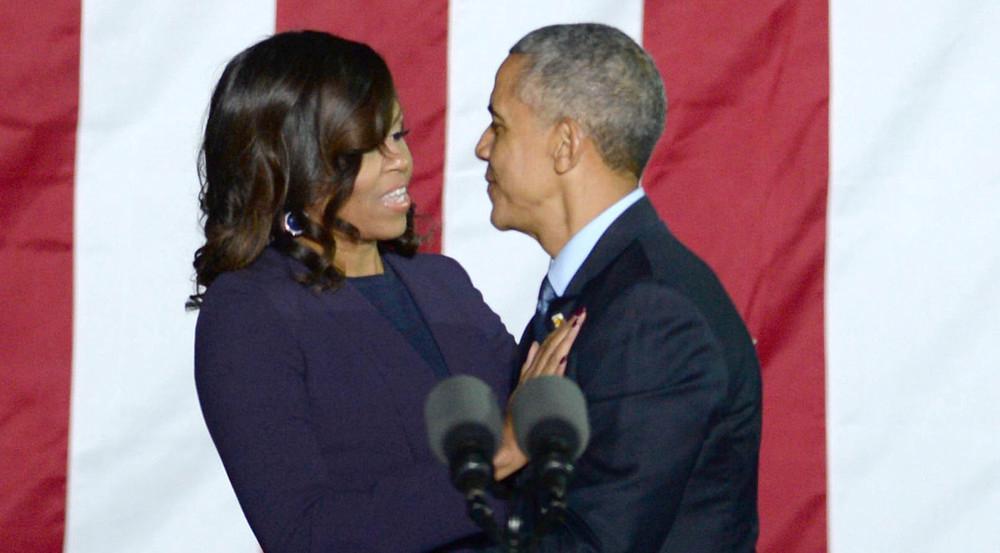 Michelle und Barack Obama waren acht Jahre lang das Präsidentenpaar von Amerika