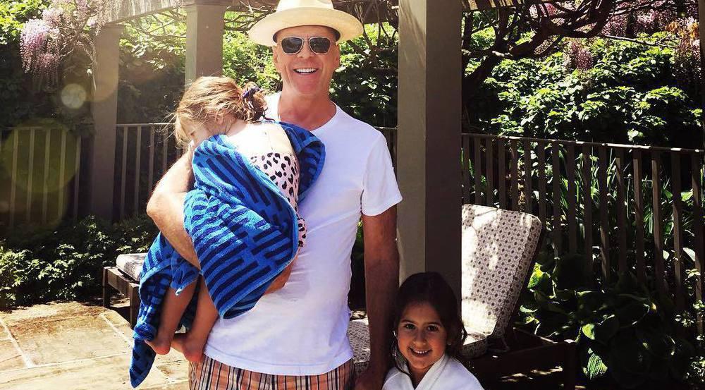 Hollywood-Star und vor allem Familienmensch: Bruce Willis