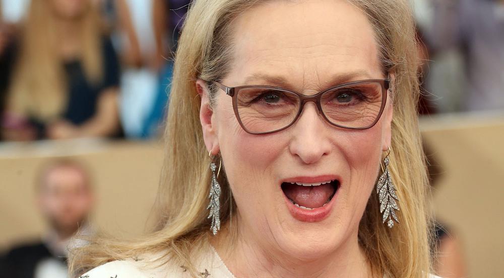 Gefährliche ältere Dame? Meryl Streep bei den SAG-Awards im Januar