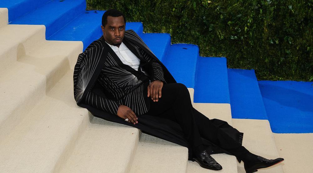 Starke Pose: P. Diddy bei der Met-Gala im Frühjahr