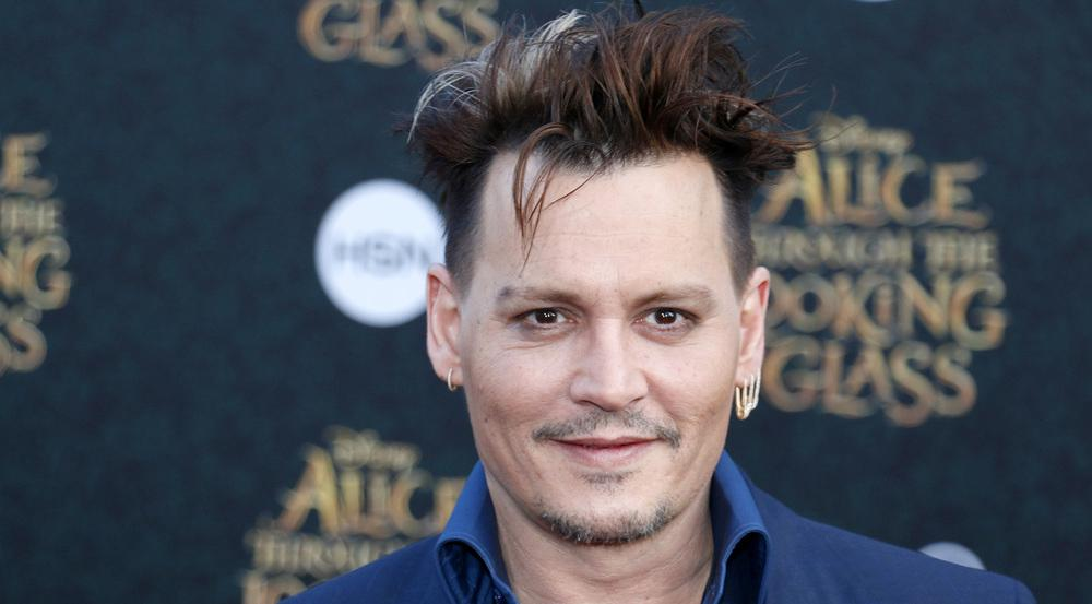 Johnny Depp als wildgewordener Tech-Mogul in