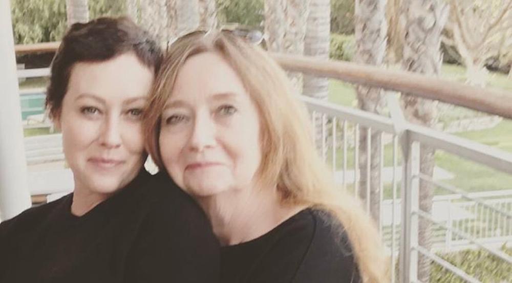 Shannen Doherty ist ihrer Mutter Rosa einfach nur dankbar