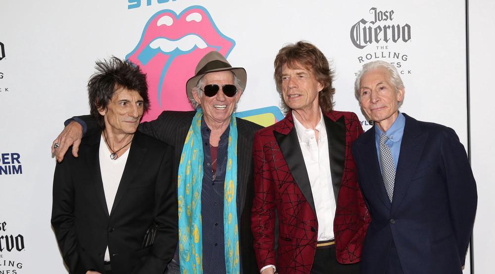 Die Konzerte der legendären Rolling Stones sind auch nach 55 Jahren Karriere in Windeseile ausverkauft