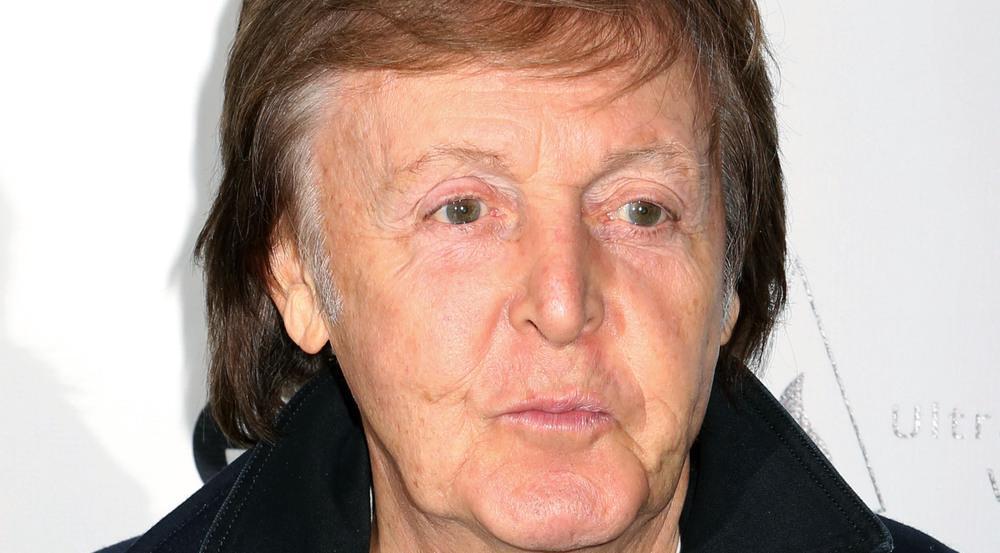 Paul McCartney wird in
