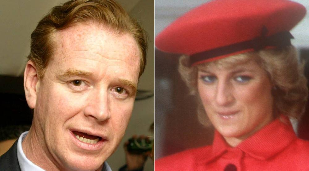 James Hewitt und Lady Diana hatten eine fünfjährige Affäre