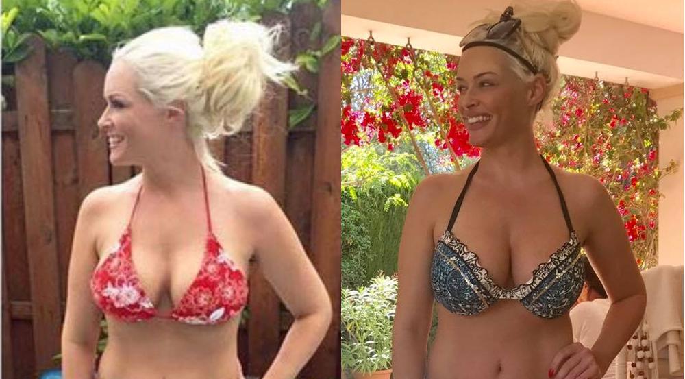 Ist mit ihrem Körper zufrieden: Daniela Katzenberger