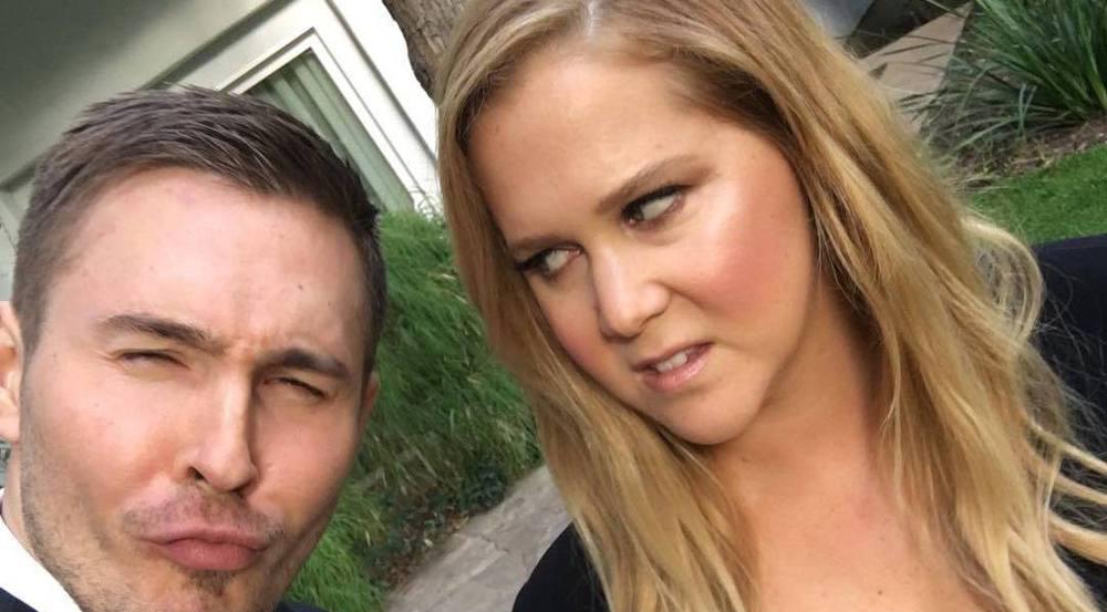 Komikerin Amy Schumer und ihr Freund sind getrennt