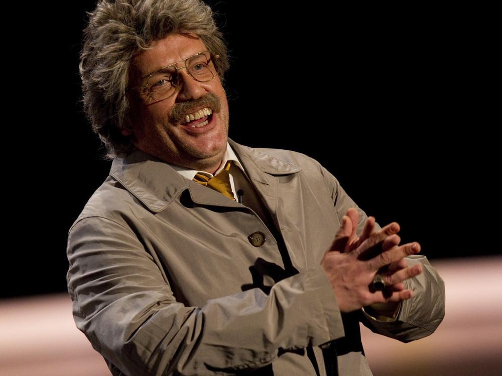 Horst Schlämmer Ricky Comedypreis Verleihung