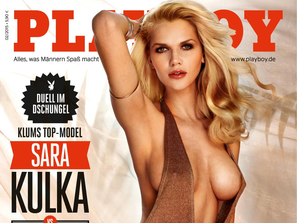 """Kulka playboy nackt sarah """"Playboy"""""""