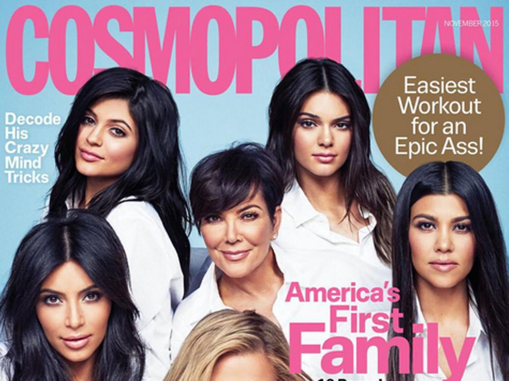 Eigenes U0026quot Cosmopolitan U0026quot Cover F U00fcr Kim Kardashian DELUXE MUSIC