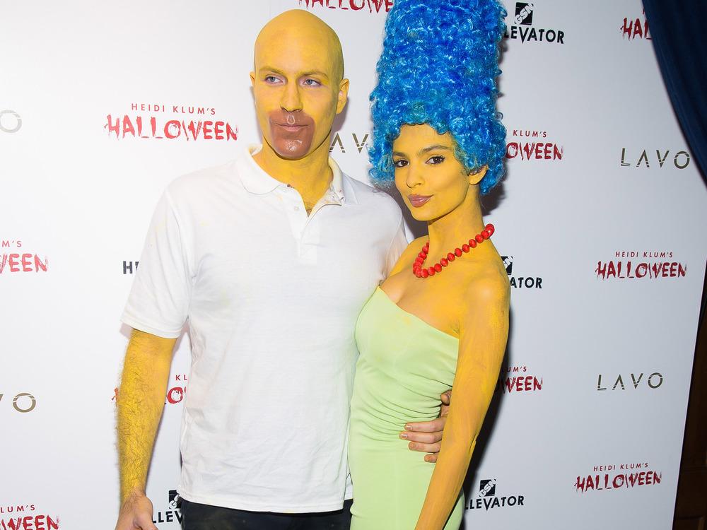 Party in New York: Halloween bei Heidi Klum: Diese Stars