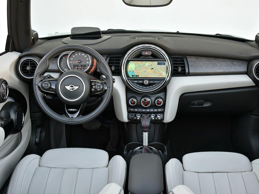 mini cabrio neues mini cabrio der frauenversteher. Black Bedroom Furniture Sets. Home Design Ideas