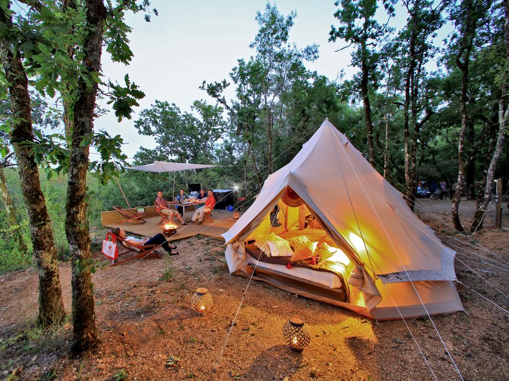 Luxus: High-Class Camping in Frankreich | news.de