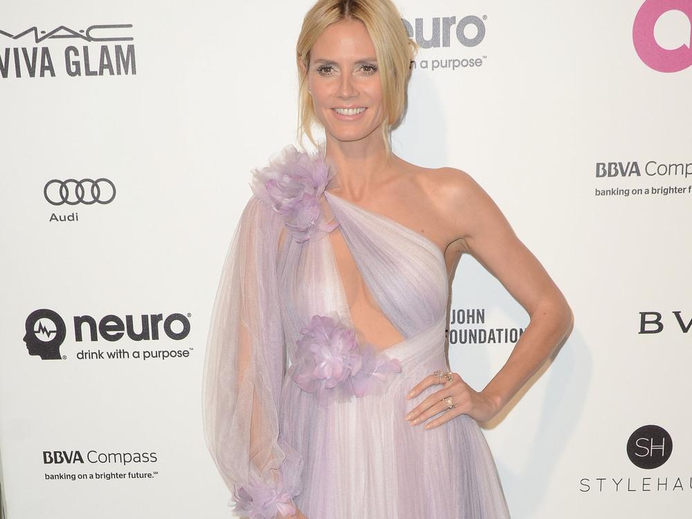 Oscarverleihung 2016: Heidi Klum glänzte nach Fashion-Flop bei der ...