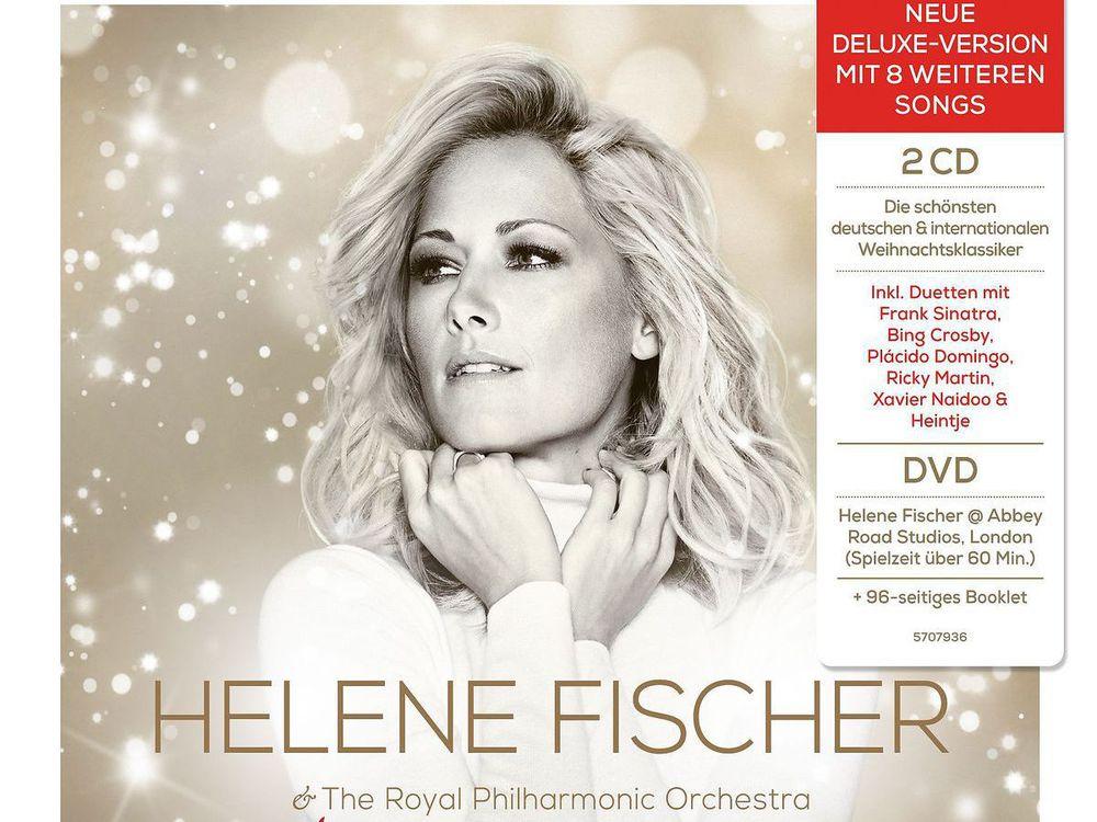 Kylie Minogue, Helene Fischer, Michael Bublé: Das Beste zum Feste ...