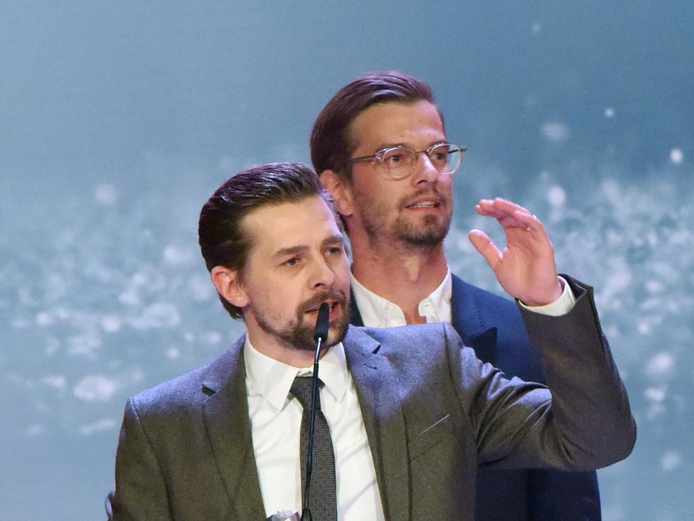 Deutscher Fernsehpreis Böhmermann Und Joko Klaas Räumen Ab Newsde
