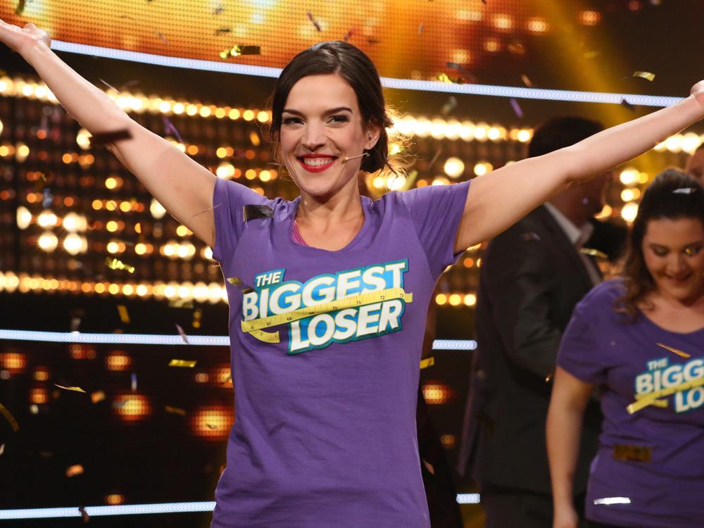 Alexandra Biggest Loser Größe