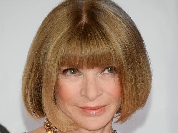 Sie ist die wohl einflussreichste und stilsicherste Frau in der Modewelt - und doch: Auch Anna Wintour ist nicht vor allem gefeit