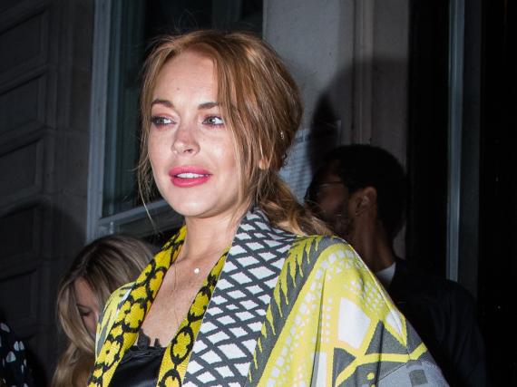 Lindsay Lohan im Juni 2015 auf einer Veranstaltung in London