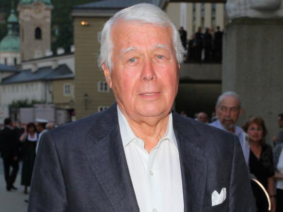 Peter Weck feiert am 12. August seinen 85. Geburtstag