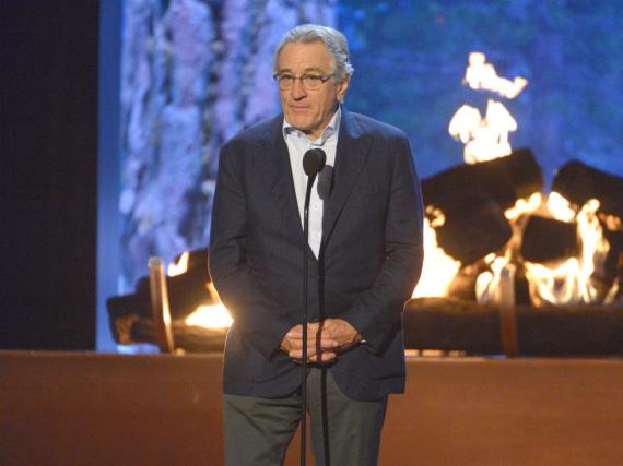 Robert De Niro bei den
