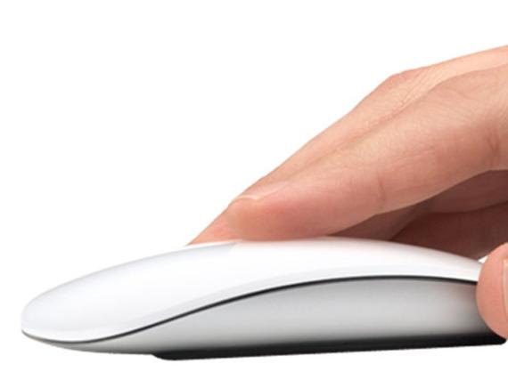 Sieht die Magic Mouse 2 genauso aus wie ihr Vorgänger?