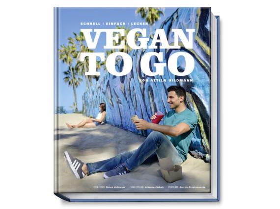 Attila Hildmann widmet sich in seinen Kochbüchern der veganen Ernährung