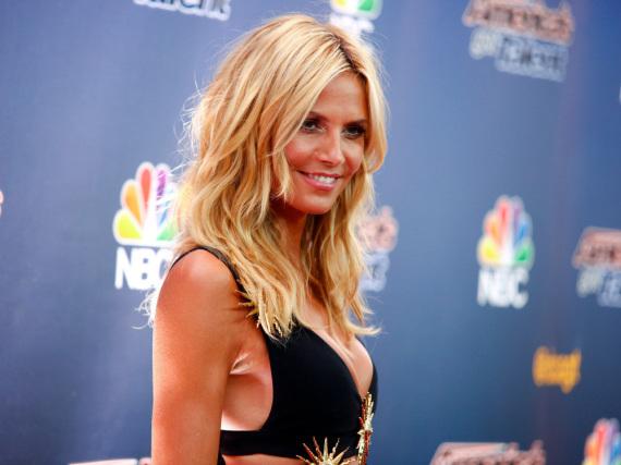 Heidi Klum meistert jeden Catwalk, doch sie ist keine gute Lügnerin