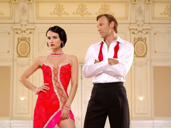 Bernhard Bettermann musste seine Frau Mimi Fiedler mit einem anderen Mann tanzen lassen
