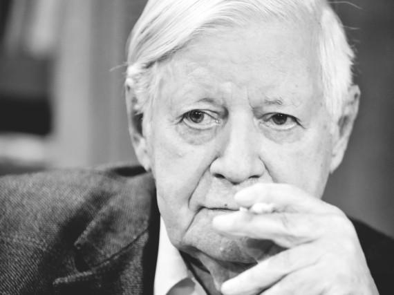 Altkanzler Helmut Schmidt ist mit 96 Jahren gestorben