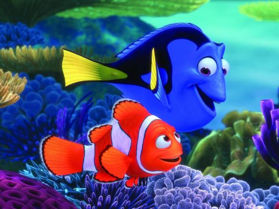 Ein altbekanntes Erfolgs-Duo: Dory und Nemo