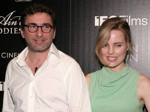 Melissa George und Jean-David Blanc auf einer Veranstaltung in New York