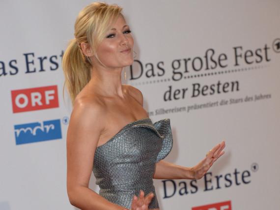 Helene Fischer kann dem Jahresende ganz entspannt entgegenblicken