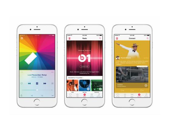 Apple Music ist nicht mehr nur für Apple-Produkte erhältlich