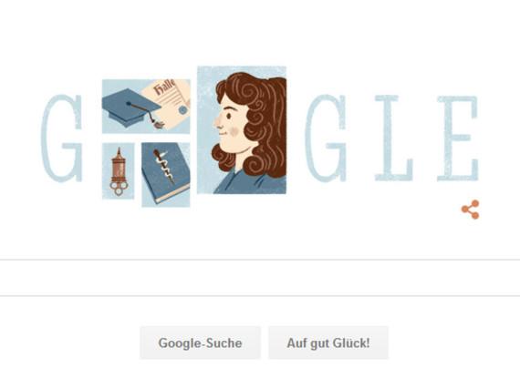 Google würdigt Dorothea Christiane Erxleben mit einem Google
